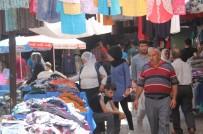 BAYRAM ALIŞVERİŞİ - Siirt'te Bayram Hareketliliği