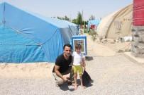 NECEF - TKÜUGD Açıklaması 'Türkmenler Evlerine Dönmek İstiyor'