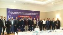 VAN YÜZÜNCÜ YıL ÜNIVERSITESI - Türk Dili Konuşan Ülkelerin Yayıncılık Düzenleme Kurulları Van'da Bir Araya Geldi