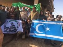 GÜZERGAH - Türkmen Lider Telafer'de