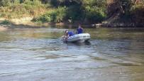 Yüzmek İçin Çaya Giren Gencin Cesedi Bulundu