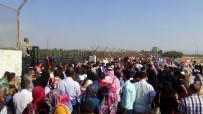 AZEZ - 50 Bin Suriyeli Bayram İçin Ülkesine Gitti