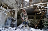 TALIBAN - Afganistan'da Patlama Açıklaması 5 Ölü, 9 Yaralı