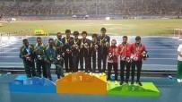 BEDEN EĞİTİMİ - Ağrılı Öğrencilerinde Bulunduğu Atletizm Milli Takımı Tayvan'da 3'Üncü Oldu