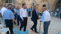 AK Parti İl Başkanı Dündar, Süryanilerle Bir Araya Geldi
