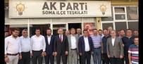 ALI AKSOY - AK Parti Soma'da Temayül Yoklaması Yapıldı