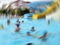 KıZıLAĞAÇ - Antalya'da 6 yaşındaki çocuk otel havuzda boğuldu