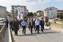 Atatürk'ün Taşköprü'ye Gelişinin 92. Yılı Coşkuyla Kutlandı