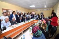 TOPLU SÖZLEŞME - Bakan Sarıeroğlu Açıklaması 'Sahalardan Uzak Olmayacağım, Vatandaşlarımızla Bir Arada Olacağım'