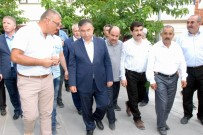 MİHRİMAH BELMA SATIR - Bakan Yılmaz, Sivas'ta Ziyaretlerde Bulundu