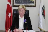 ÖLÜMSÜZ - Baro Başkanı Azade Ay, Zafer Bayramını Kutladı