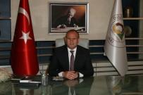 MEHMET KELEŞ - Başkan Keleş, 'Zaferimizin 95. Yılı Kutlu Olsun'