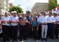 KARAKUCAK GÜREŞLERİ - Başkan Kocamaz, Tarsus'ta İki Açılış Gerçekleştirdi