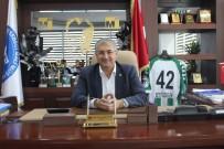 ANAVATAN - Başkan Özselek'ten Zafer Bayramı Ve Kurban Bayramı Mesajı