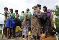 YARALI KADIN - BM Açıklaması Arakan Bölgesindeki Ölümlerden Üzüntü Duyuyoruz