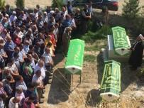 Çorum'daki Trafik Kazasında Hayatını Kaybeden 3 Kişi Toprağa Verildi
