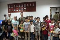 DAĞLıCA - Dağlıcalı Çocuklardan Mehmetçik'e Ziyaret