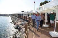 EDREMİT KÖRFEZİ - Edremit'te Bayram Öncesi Yeni Plaj