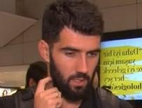 Luis Neto - Fenerbahçe'nin yeni transfer Neto İstanbul'da
