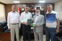 KALIFORNIYA - Geylani'den Kurtalan Belediye Başkanı Karaatay'a Ziyaret