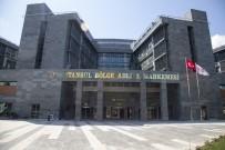 DURUŞMA SALONU - İstanbul Bölge Adliye Mahkemesi Binası Hizmete Açıldı