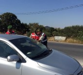 AŞIRI HIZ - Jandarma Trafik Ekipleri Bayram Öncesi Uyardı