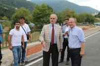 GÜZERGAH - Kaplıkaya Köprüsü Ulaşıma Açıldı