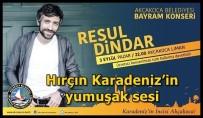 RESUL DİNDAR - Karadenizli Sanatçı Resul Dindar Bayramda Akçakoca'da