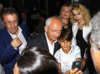 KÜÇÜKKUYU - Kılıçdaroğlu Balıkesir'de