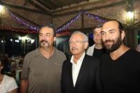 KÜÇÜKKUYU - Kılıçdaroğlu Sanatçılarla Yemekte Buluştu
