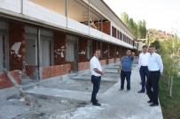 ZEYİD ASLAN - Kışın Yurt, Yazın Motel Olarak Hizmet Verecek