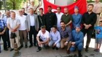 SINEMA FILMI - Kütahyalı 'Postacı Nevzat' Dumlupınar Muharebesi'nin Kısa Filmini Çekti