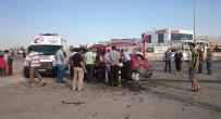 YEŞILTEPE - Malatya'da Kaza Açıklaması 4 Yaralı
