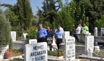 OTOBÜS SEFERLERİ - Nazilli'de Mezarlıklar Kurban Bayramında Ziyarete Hazır