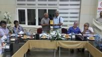 İLHAN YERLIKAYA - RTÜK Başkanı Yerlikaya'dan Rektör Battal'a Ziyaret
