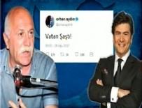Filiz Aker - Sözde aydınlarda Vatan Şaşmaz ile ilgili şok tweetler