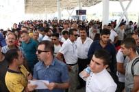 UÇAK SEFERLERİ - Van'da Uçak Seferleri Normale Döndü