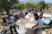 DAĞ KEÇİSİ - 1600 Yıllık Mozaik Yerinden Kaldırıldı