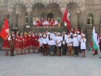 DANS GÖSTERİSİ - 35. Uluslararası Aşık Seyrani Kültür Ve Sanat Festivali Başladı