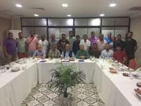 YÜKSEK ISI - 65. Grup İtfaiyecileri Eğitimlerini Tamamladı