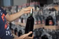 ALKOLLÜ İÇKİ - 9 İlde İçki Fabrikalarına Baskın Açıklaması Zarar 20,5 Milyon