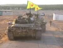 YPG - ABD Büyükelçiliği'nden tank açıklaması