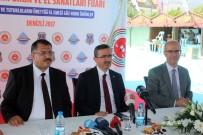 MESLEK EĞİTİMİ - Adalet Bakan Yardımcısı Bilal Uçar'dan Cezaevi Kapasiteleri Açıklaması