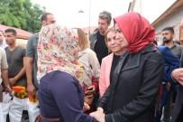 SÜLEYMAN ELBAN - Aile Sosyal Politikalar Bakanı Kaya, Ağrılılarla Bir Araya Geldi