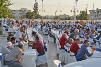 KADIR PERÇI - Aileler Arasındaki Husumeti Barış Yemeği Bitirdi