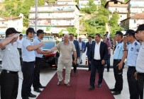 FARUK ÇATUROĞLU - Ak Parti Milletvekillerinden Kdz. Ereğli Belediyesine Ziyaret