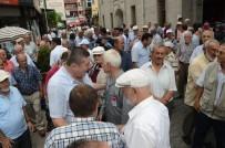 HACI KAFİLESİ - Alaplı'da İlk Hacı Kafilesi Kutsal Topraklara Uğurlandı