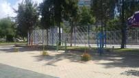 GIRNE - Ali Rıza Ertan Parkı Çiçek Açtı