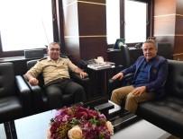 FESLIKAN - Antalya İl Jandarma Komutanı Yıldız Görevine Başladı