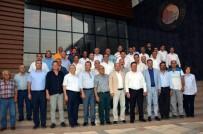MECLİS BAŞKANLARI - Aydın'daki Oda Ve Borsalar İlin Sorunlarını Belirledi